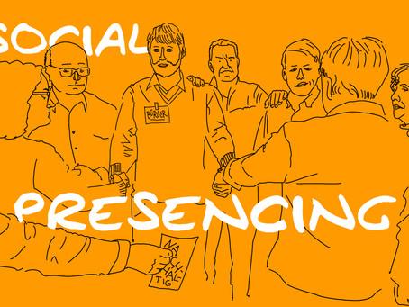 Verwegenes Social Presencing Theater