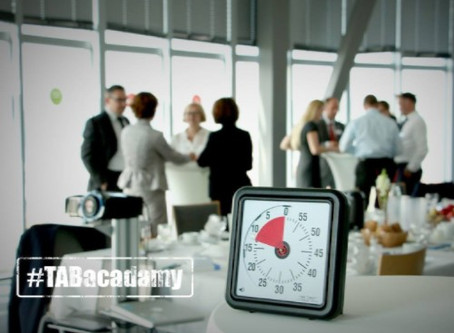#TABacademy der Thüringer Aufbaubank