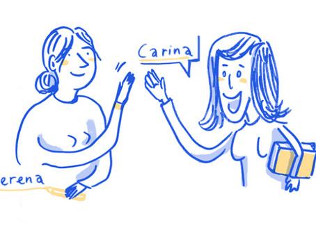 Menschen: Wir pfeifen auf Bald-ist-Sommer Diäten - das Team hat ordentlich zugenommen!