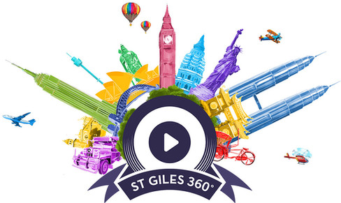 In The News: St Giles Hotels gives guests 360 cameras to capture what it means to Be Central