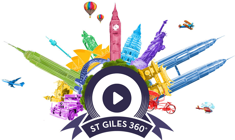 St Giles 360 | St Giles Hotels | 360 Travel Videos