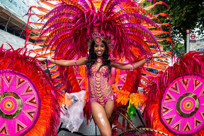 Get in the London Carnival Mood