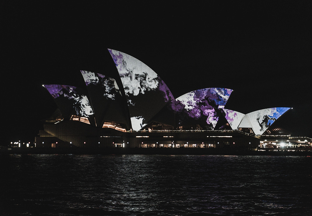 Vivid Sydney | Colourful Wonderland