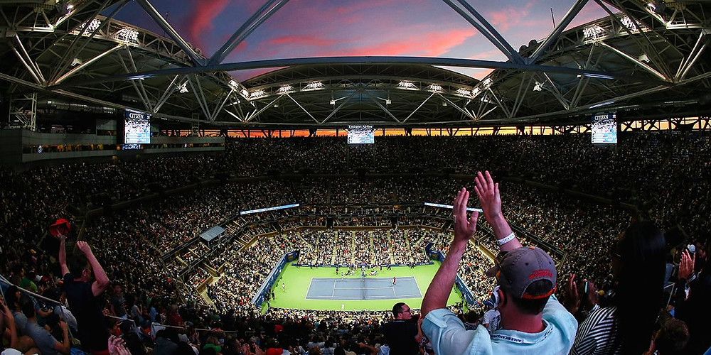 US OPEN 2017 TENNIS NYC