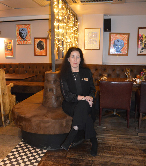 Get to Know - Sandy Cochrane, Hotel Manager of St Giles London
