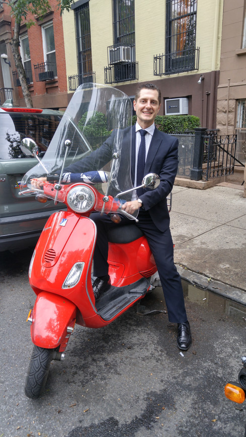 Meet Our St Giles Family: Marco Berna, St Giles Hotels New York
