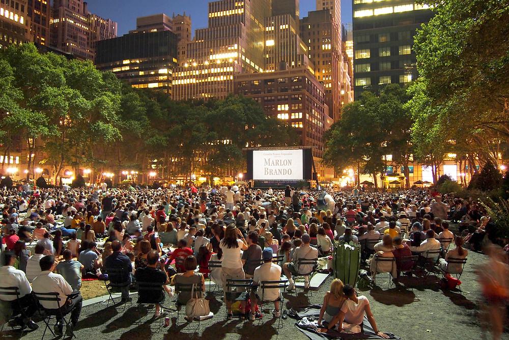 HBO Bryant Park Summer Film Festival