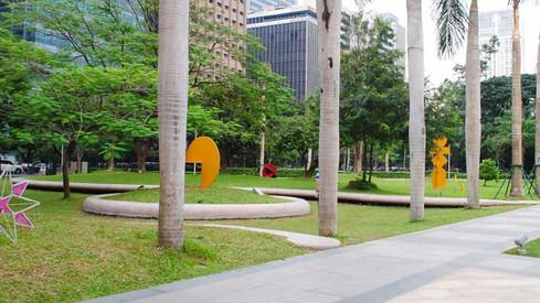 Be Central...in Makati, Manila