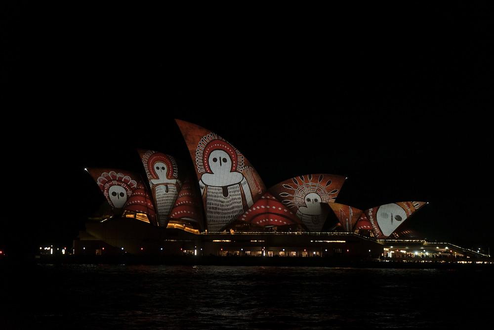 Vivid Sydney Near Tank Stream Hotel