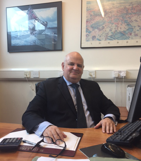Patrick Maw General Manager St Giles Heathrow