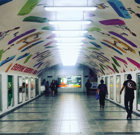 Finding Art in Unexpected and Expected Places in Makati