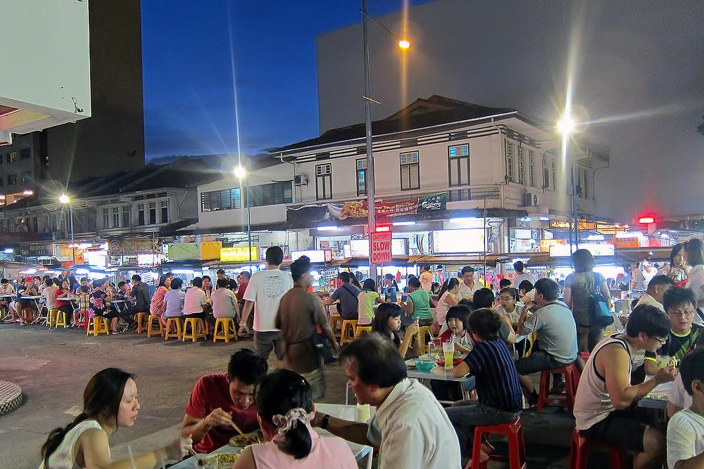 Penang Local Hawker Food