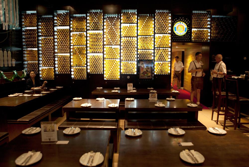 Brozeit Restaurant in Kuala Lumpur, Malaysia