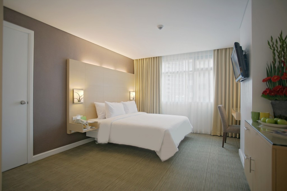St Giles Makati Hotel Offer - 25% Off
