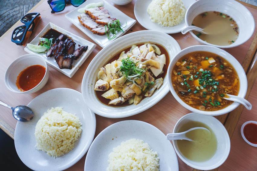 Ipoh Chicken Rice Cafe Mid Valley Mall, Kuala Lumpur