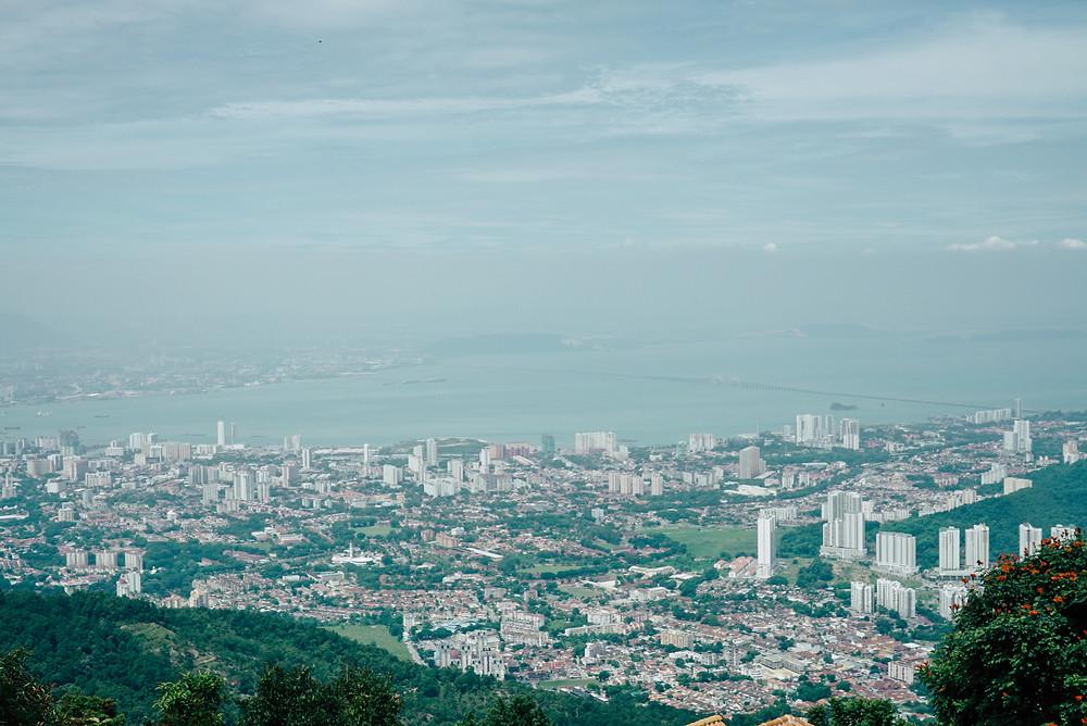 Penang Hill, Penang Island, Malaysia