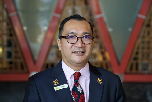 Meet Our St Giles Family: Rizal Rosly, The Gardens, A St Giles Signature Hotel & Residences