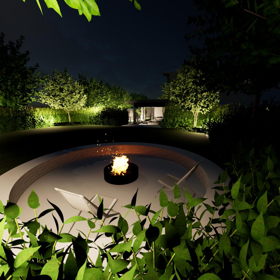 Nedlands pool design firepit courtyard landscaping design with best landscaper reccommendations tristanpeirce Landscape Architecture Pool and Garden Design