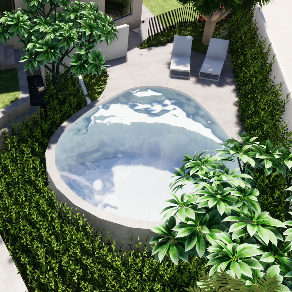 bespoke landscaping design city beach