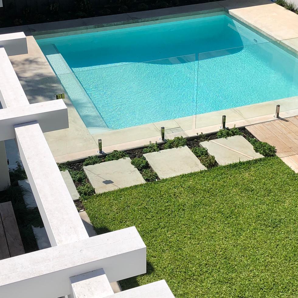 designer pool by tristanpeirce Landscape Architecture Pool and Garden Design