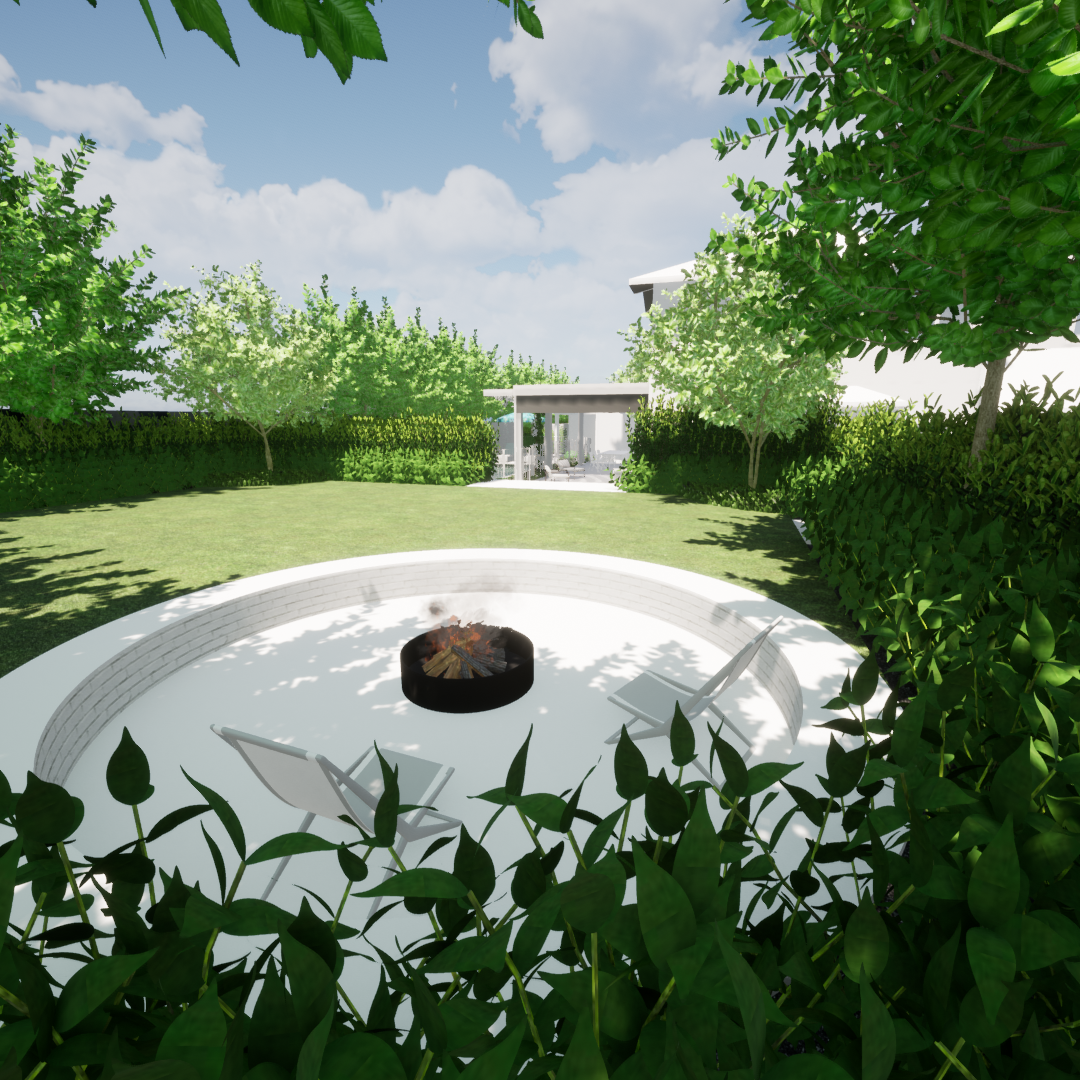 Nedlands pool design firepit courtyard landscaping design with best landscaper reccommendations tristanpeirce Landscape Architecture Pool and Garden Design