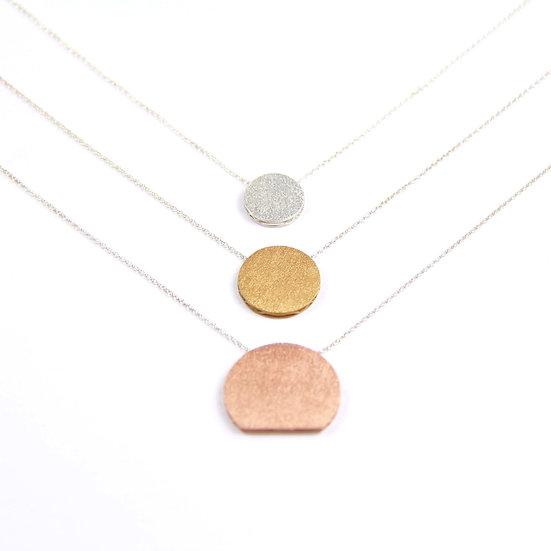 Sol, Luna & Aurora necklace