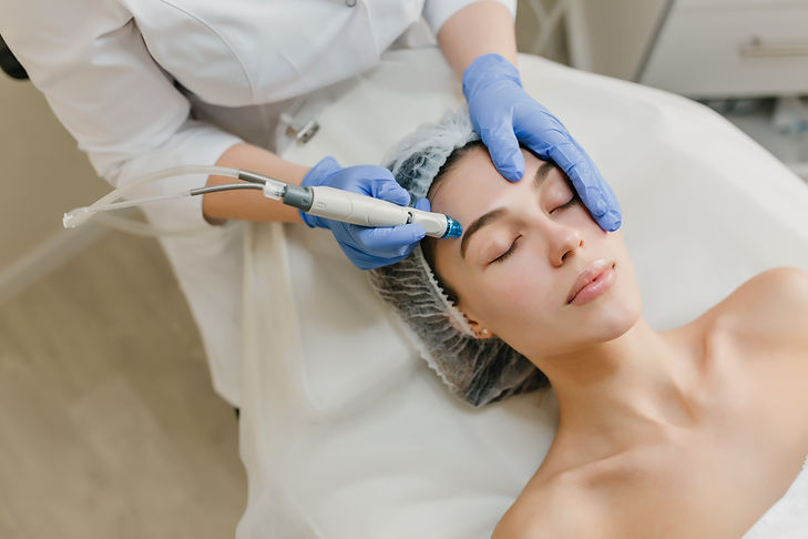 view-from-rejuvenation-beautiful-woman-enjoying-cosmetology-procedures-beauty-salon-dermat