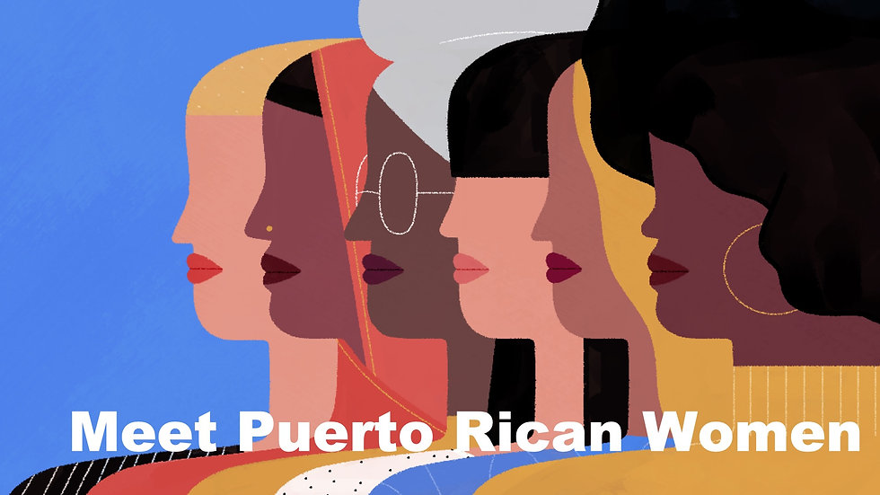 Meet Puerto Rico Women - Nov 2018