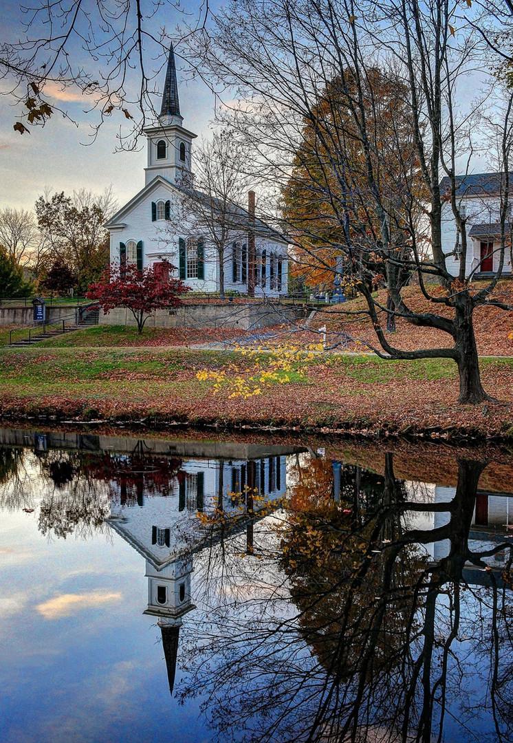Waterloo Village Church - Stanhope, NJ