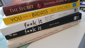 Self-Help Books that Changed My Life!