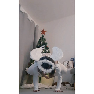 On the 6th Day of Christmas, Yoga gave to me…