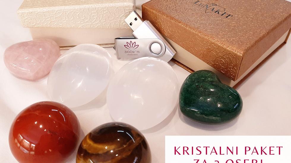 Kristalni paket - Crystal Package