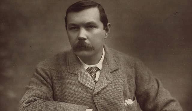 Sir-Arthur-Conan-Doyle
