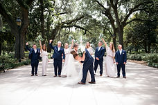 Wedding photographers in Savannah, GA