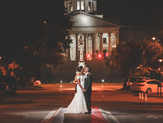 The Coles Wedding at the Capital City Club