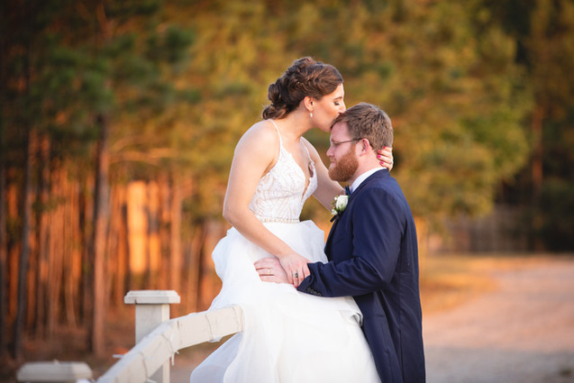 The Ole Oak Barn Wedding Venue