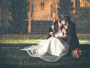 If It Rains On Your Wedding Day...