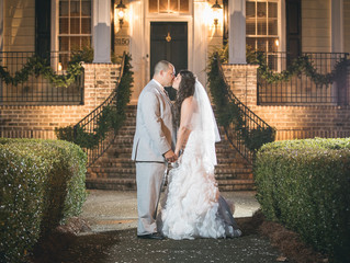 The Hutto Wedding at The Springdale House and Gardens