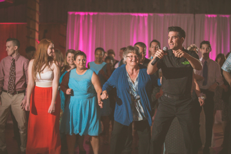 Wedding DJ Dance Floor Lexington, SC Photography