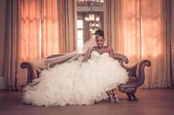 Lace House Bridal Portraits