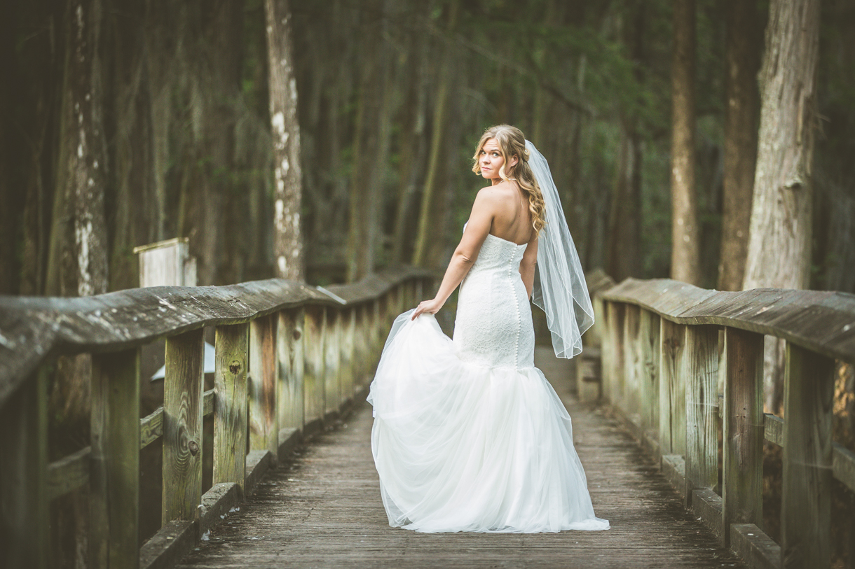 Charleston SC Bridal Portrait