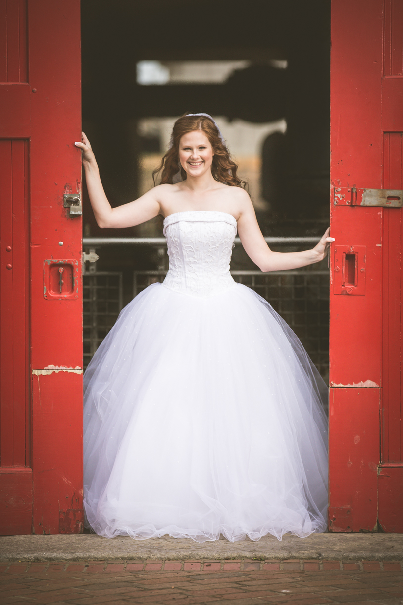 Bridal Portraits Columbia SC
