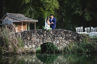 StoneBridge Gardens is a unique venue located between Columbia and Irmo.  It features a spacious bridal suite, beautiful reception hall, and a garden oasis hidden in an urban environment.  Its location is very convenient, management is superb, and the outdoor ceremony space is stunning!