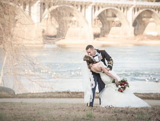 The Grissom Wedding at Stone River