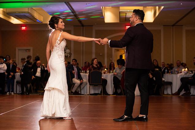 The Marriott Columbia Wedding Venue