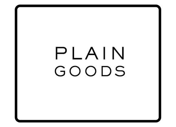 Plain Goods Gift Certificate
