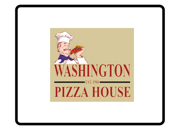 Washington Pizza House Gift Certificate