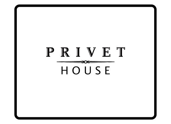 Privet House Gift Certificate