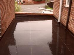 Firestone roof