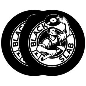 Black Slab Steel Worker Slipmat